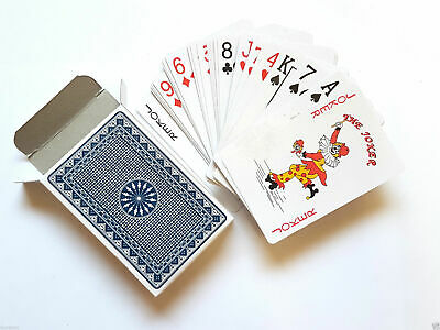 Casino Poker Playing Cards - Uk • 2.60£