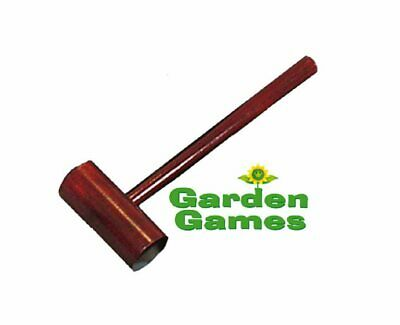 Garden Games Hoop Mallet - Longworth/Townsend • 25.99£