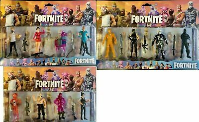 UK  Fortnite Battle Royale Save The World Action Figures Kids Toy Xmas Gift • 19.99£