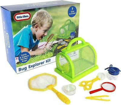 Little Tikes Childrens Garden Bug & Insect Nature Catch Explore Kit 5 Years + • 11.75£