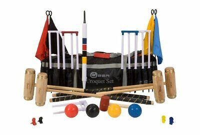 Uber Executive Croquet Set In A Bag • 299.90£