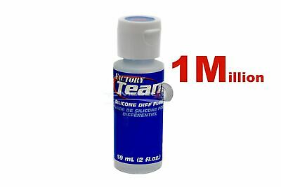 Team Associated Silicone Diff Oil 1,000,000 CST 59ml 1M • 14.63£