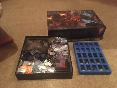 Space Hulk 2014 Limited Edition Board Game • 200£