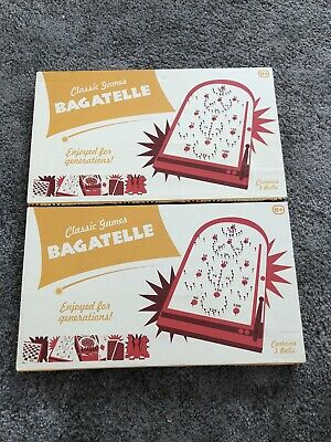 Bagatelle Kids Game. 2sets Available. Sold Together Or Separately. Slightly Used • 6£