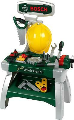 Klein BOSCH JUNIOR WORKBENCH TOY Kids Children Pretend Play Toy BNIP • 34.95£