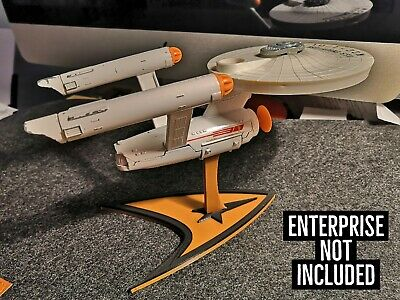 Dinky Enterprise 1976 No.358 Display Stand ONLY • 11.99£