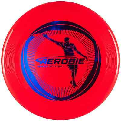 Aerobie Medalist 175G Flying Disc - Red • 4.95£