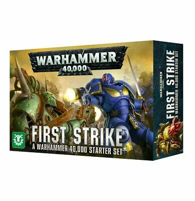 Warhammer 40k ~ First Strike ~ Starter Set ~ New - Unopened • 25£
