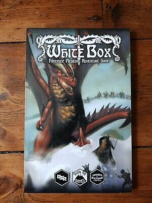 White Box Role Playing Game • 11.49£