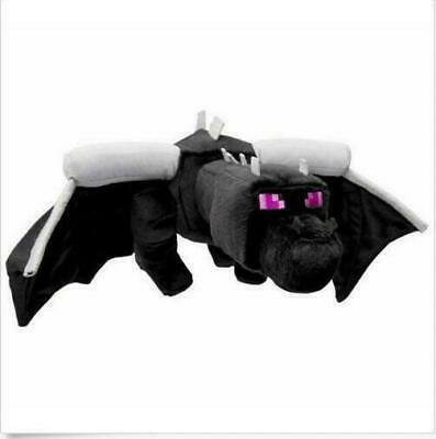The Minecraft Ender Dragon Enderdragon Soft Plush Toys Action Figure Xmax Gift ^ • 15.88£