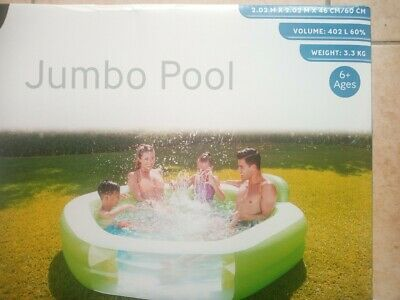 Jumbo Swimming Pool • 35£