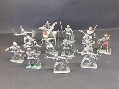 11 X Vintage Crescent Knights Roman Soldier And Knight On Horseback • 12.95£
