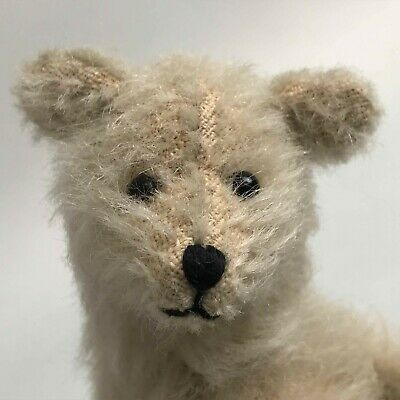 VAN HEUTEN White 7.5  Polar Bear Collectors Articulated Ornamental Retro 131520 • 16£