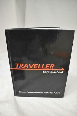 Traveller Core Rulebook Role Playing Book (Mongoose Pub) Hardback 2008 • 19.99£