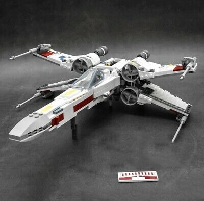 Star Wars Building Blocks Sets 05145 The X-wing Star Fighter Model Toys For Kids • 32£