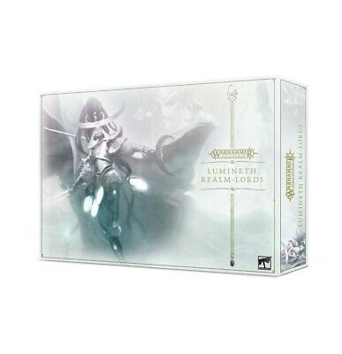 Lumineth Realm-lords Army Set - English Games Workshop Brand New 60010210001 • 99£