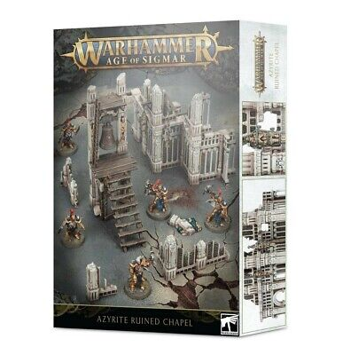Age Of Sigmar: Azyrite Ruined Chapel Games Workshop Brand New 99120299065 • 31.50£