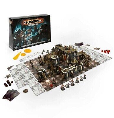 Necromunda: Dark Uprising - English Games Workshop Brand New 60010599002 • 157.50£