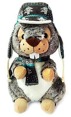 Small Foot 10103 Beaver Cuddly Toy • 20.69£