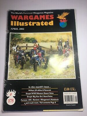 Wargames Illustrated Issue 175 • 1.99£