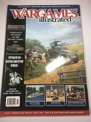Wargames Illustrated Issue 325 • 1.99£