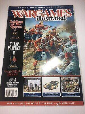 Wargames Illustrated Issue 343 • 1.99£