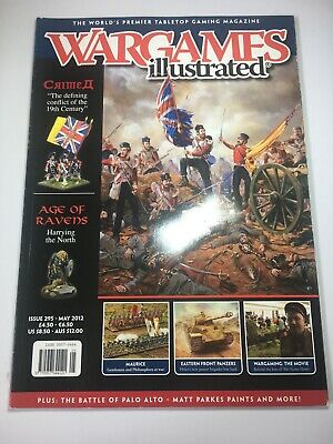 Wargames Illustrated Issue 295 • 1.99£