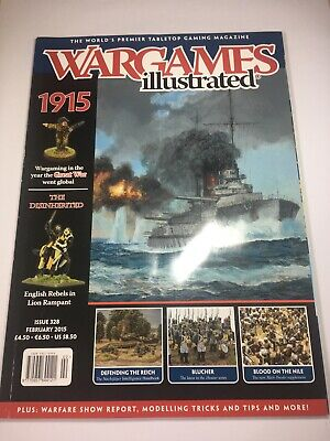 Wargames Illustrated Issue 328 • 1.99£