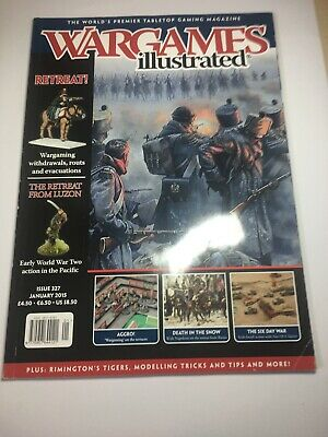 Wargames Illustrated Issue 327 • 1.99£