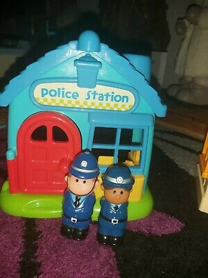 Happyland Police Station With Noises  • 4£