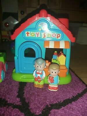 Happyland Toy Shop With Sounds  • 4£