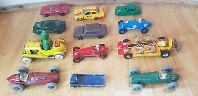 Collection Of Old Vintage Toy Cars • 30£
