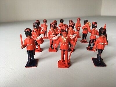 Lone Star Harvey Series British Guards Painted Plastic Toy Soldiers X 14 • 7.99£