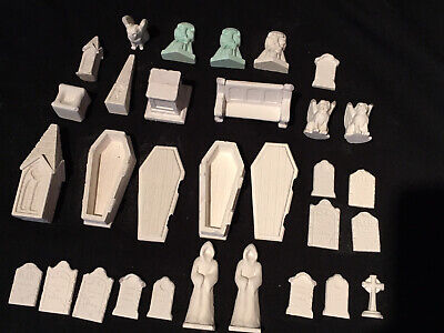 Gothic Grave Yard Scenery Items, Ideal For Warhammer  • 0.99£
