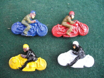 Speedway Bikes And Riders Set Of 4   • 12.99£