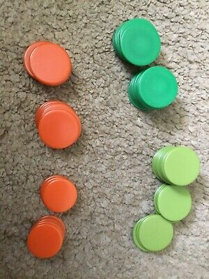 Vintage Poker/Gaming Chips  3 Size 3 Colour • 8£