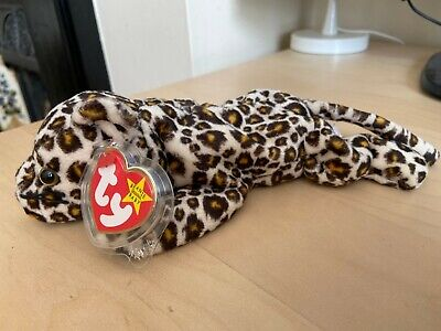 Freckles (The Leopard) TY Beanie Babie MWMTS • 4.50£