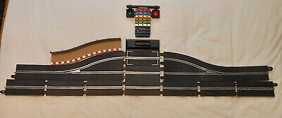 Scalextric Digital Pit Stop With Electronic Game Plus Additional Track • 9.99£