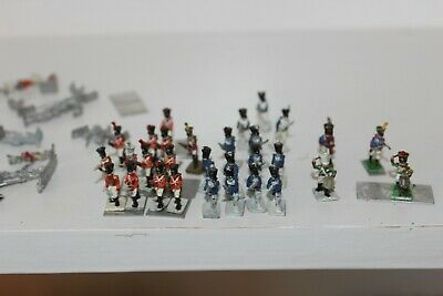 French And British Part Painted Napoleonics • 6.99£