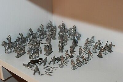 Napoleonic Cavalry And Foot Soldiers  Hinchcliffe • 8.50£