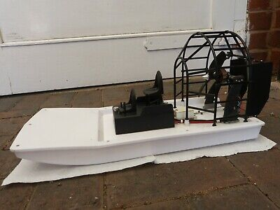 Rc Boat Used Swamp Dawg • 45£