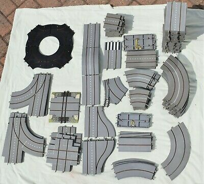 Large Assortment Of Minic Motorway Track Including Some Rarer Pieces • 39£