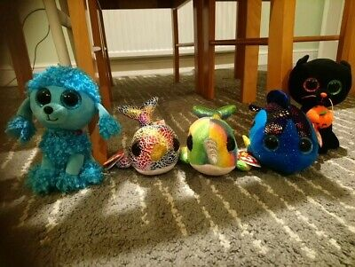 TY Soft Toys Some Still With Tag • 1.60£