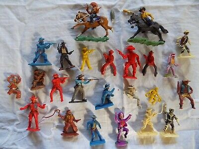 Mixed Lot Britains Lonestar Crescent And Others Cowboys Western • 1£