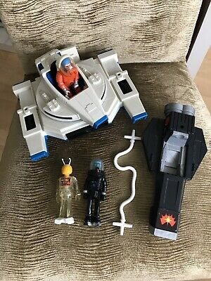 Vintage Fisher Price Adventure People Space 357 368 With Alien Figures • 12.50£