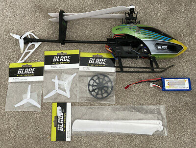 Blade 230s RC Helicopter BNF Plus Spares *NO AUTO LEVEL* • 48£