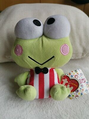 Ty Beanies, Keroppi, 40885, Sanrio, With Tags • 1.99£