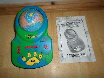 Electronic Globe World Atlas Educational Talking Globe Geography  • 7.50£