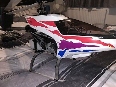 Rc Helicopter Kyosho Nexus • 10£