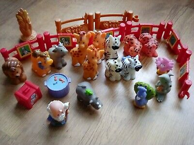 Fisher Price Little People Zoo Animal Bundle • 7.50£